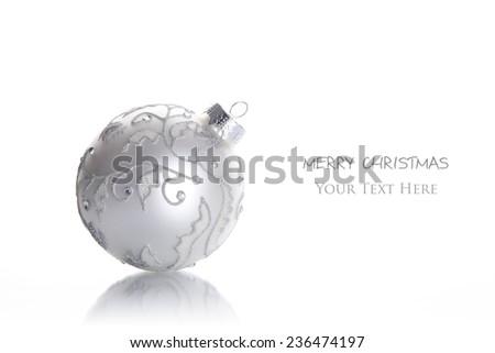 Christmas Ball #236474197