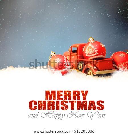 Christmas Decoration, Family Holiday
