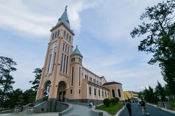 2016 : Church in Dalat, Vietnam