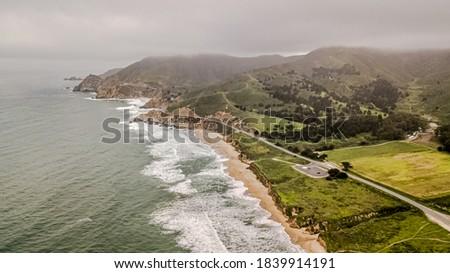 Cliffs of Moher, San Fransico, California, USA Сток-фото ©