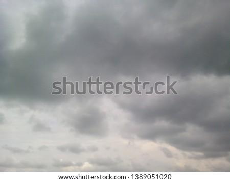 cloudy sky cloudy rather dark #1389051020
