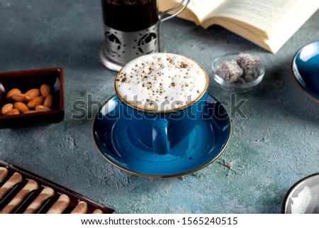 coffee latte coffee latte presentation #1565240515