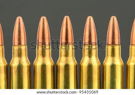223 copper bullet rifle ammunition