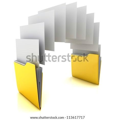 Copy folders