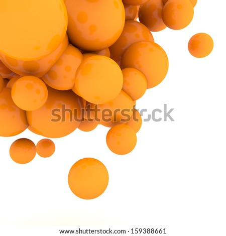 3d Abstract Spheres