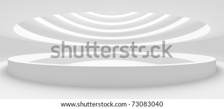 3d Arena - stock photo