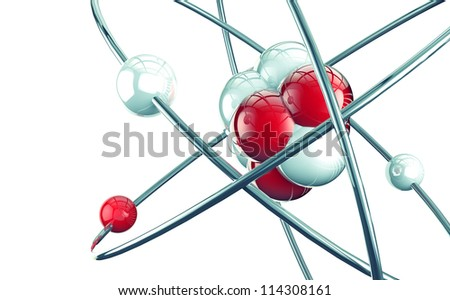 3d  atom modern design