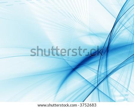 3d Blue waves