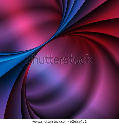 3D Colorfull Spiral