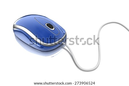 3D. Computer Mouse, Technology, Computer. #273906524