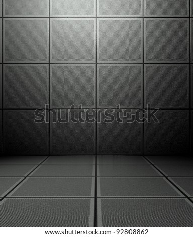 3d concrete or metal tiles grey texture interior stock for 3d concrete tiles