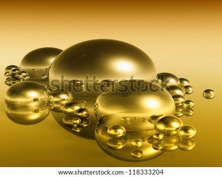 3D Drops