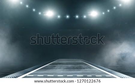 3D FENCING STADIUM