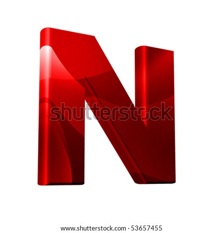3d font with abstract red texture n stock photo 53657455