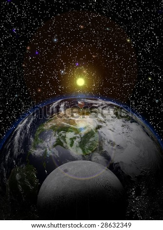 stock-photo--d-illustration-depicting-the-earth-sun-moon-and-stars-28632349.jpg