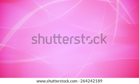 3D illustration of Abstract design background. Pink color.