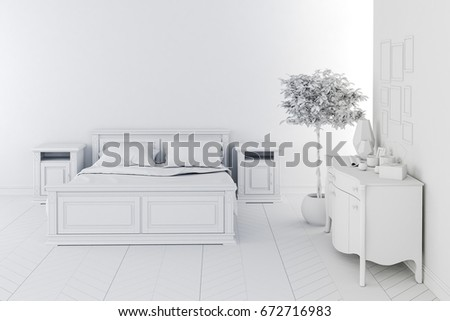 3d man, business meeting, on white background #672716983