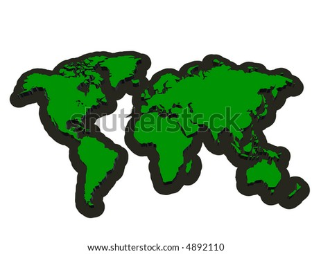 blank map of world continents. 2011 lank physical world map