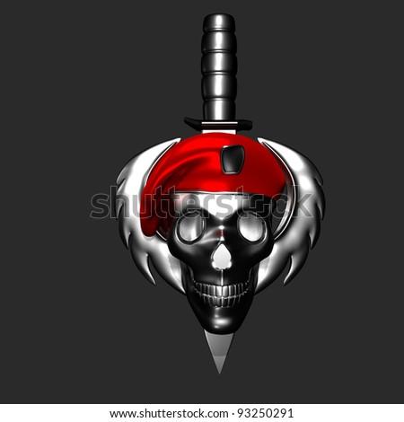 3d military emblem