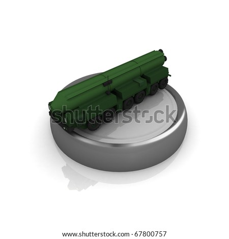 3d military icon