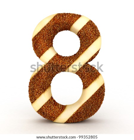 3D Number of Bagels-isolated