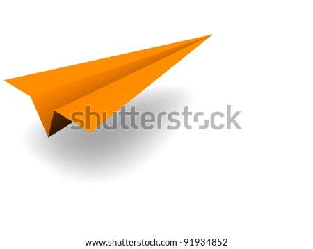 3d paper aircraft