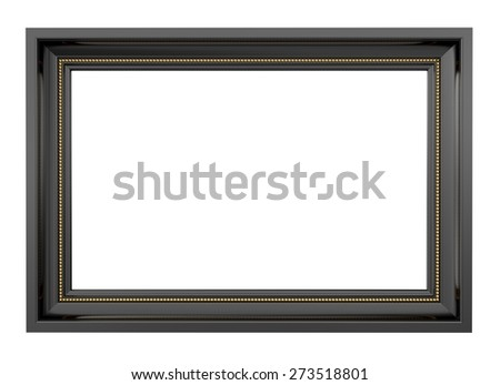3D. Picture Frame, Frame, Photograph.