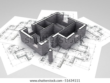 Architecture Blueprints 3d wonderful architecture blueprints 3d 1 with ideas