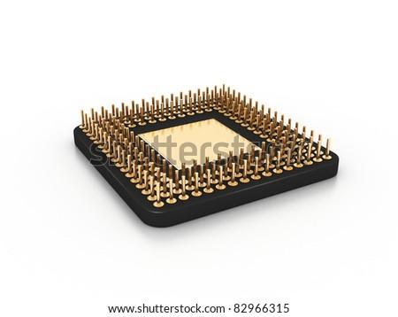 3d processor