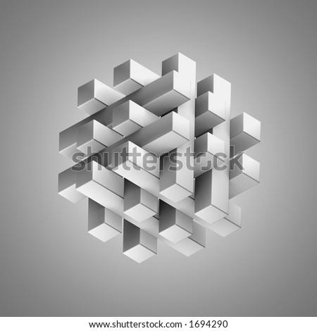 Puzzlespiel 3D
