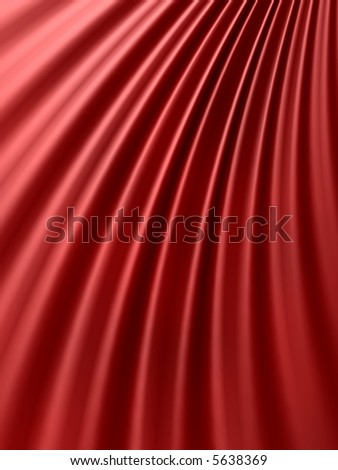 Red curtain background, theatre stage | PSDGraphics