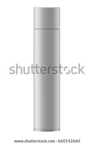 Aerosol Spray Metal Bottle Can EZ Canvas