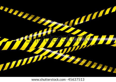 Caution Tape Strip