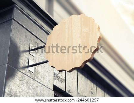 3D rendering of signboard