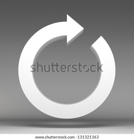 3d rotate icon