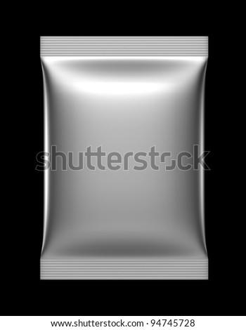 3D sachet bag package