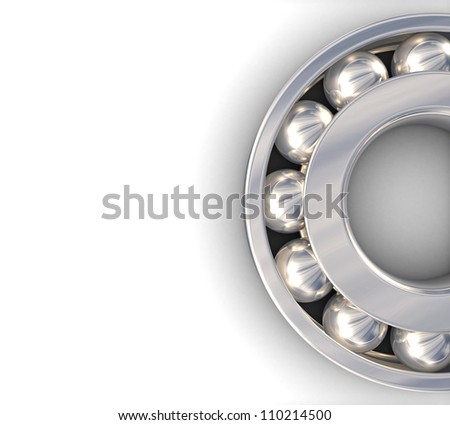 3d Self-aligning ball bearing