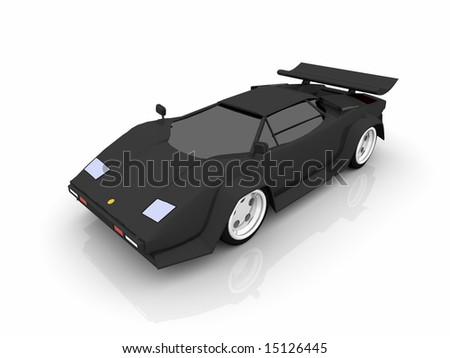 Sport Cars on 3d Sport Car Stock Photo 15126445   Shutterstock