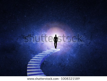 3d. Stairs to the universe