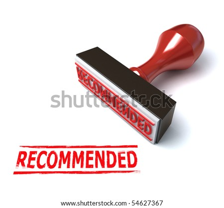 3d stamp recommended