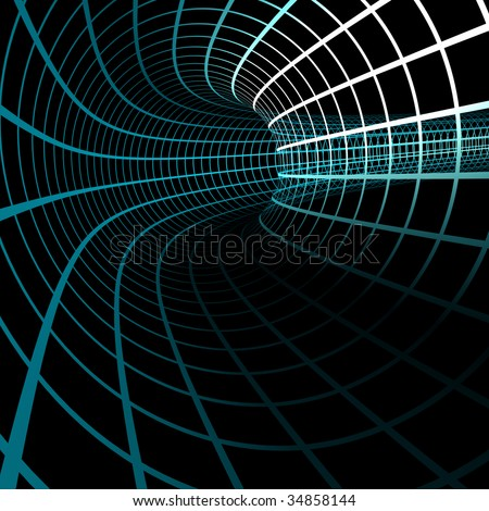 stock-photo--d-wireframe-tunnel-bend-34858144.jpg