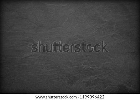 Dark grey black slate background or texture. #1199096422