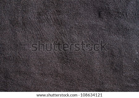 Dark wall asphalt texture - stock photo