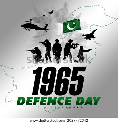 1965 Defence Day 6th September