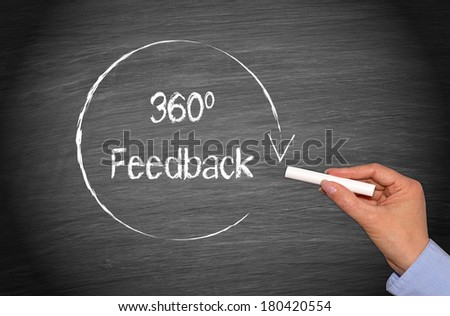 360 Degrees Feedback #180420554
