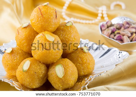 delicious indian sweet Laddu