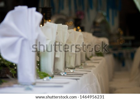 details to decorate your civil or religious wedding table