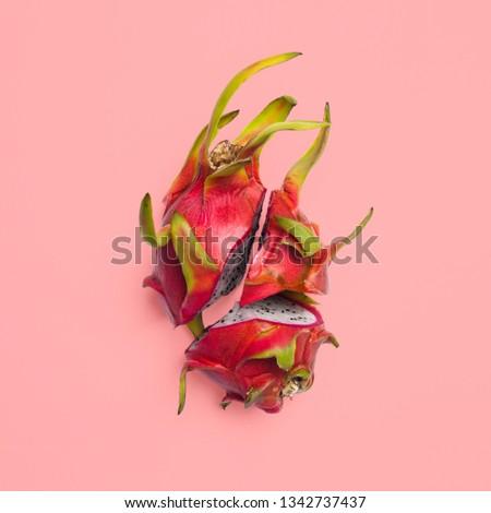 DragonFruit, fruit of Southeast Asia #1342737437