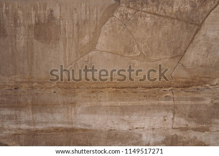 Egypt ancient stone texture on wall and floor