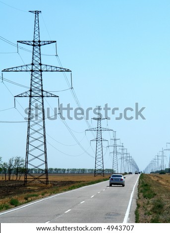 electrical - stock photo
